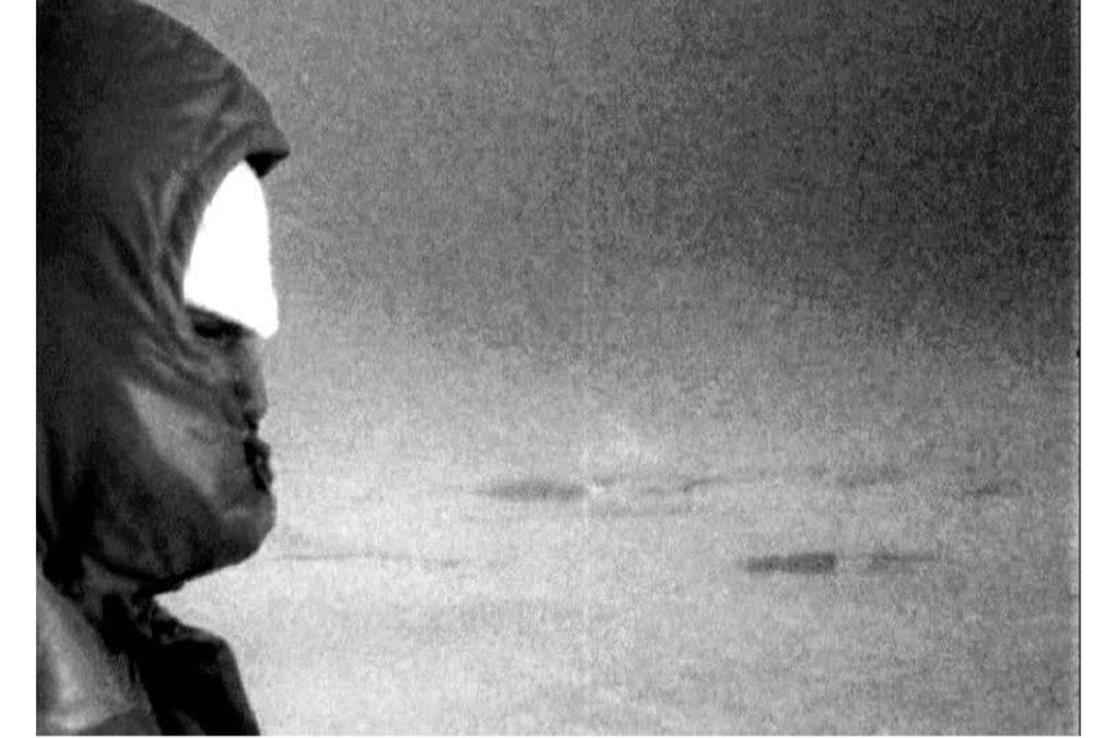 Hyperboréal 1, 1987 - 2016 Dyptique, tirage photographique jet d'encre noir et blanc sur papier Arches 150g — 54,5 x 72 cm