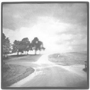 Crossroads, 2010. Héliogravure, 46 cm x 46 cm.