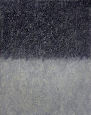 Huile sur papier, 65 x 50 cm, 2021